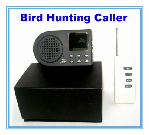Remote Bird MP3 Hunting Decoy Bird caller+ free sounds