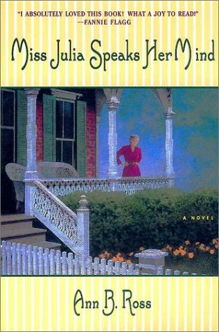 Image for Miss Julia Speaks Her Mind: A Novel