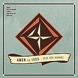 4Men 5集 - 1998 (韓国盤)