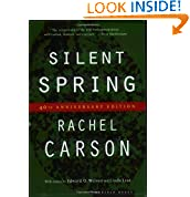 Rachel Carson (Author), Linda Lear (Introduction), Edward O. Wilson (Afterword)  (314)  Buy new:  $14.95  $13.46  396 used & new from $2.68