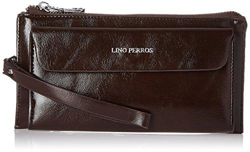 Lino Perros Women's Handbag (Brown) - B01HT4A2JI