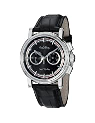 Bestseller Paul Picot Technicum Men's Charcoal Dial Mechanical Chronograph Watch P3813.SG.1021.8601 USA Sale