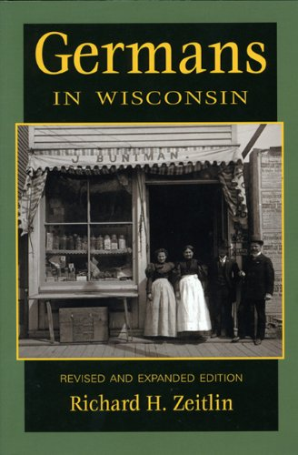 Germans in Wisconsin Ethnic Series087020338X : image