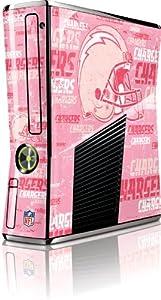 NFL - San Diego Chargers - San Diego Chargers - Blast Pink - Microsoft Xbox 360 Slim... by Skinit