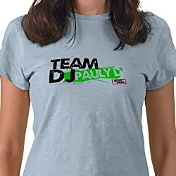 Jersey Shore: Team DJ Pauly D Tee - Girls