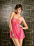Plus Size 'Naughty Nights' Ps Babydoll