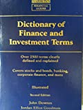 Dictionary of Financial and Investment Terms (Barrons Financial Guides)