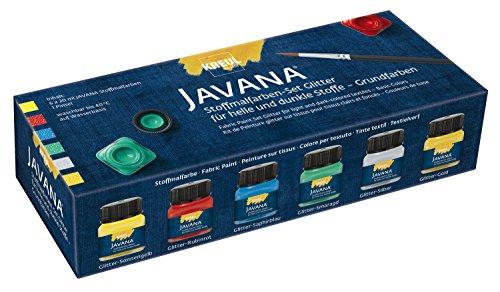 javana-92250-textil-stoffmalfarben-glitter-creativ-set-6-x-20-ml
