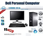 Dell OptiPlex Desktop Bundle with 19...