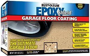 Rust-Oleum 203006 Garage Floor Kit, Tan