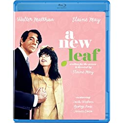 A New Leaf [Blu-ray]