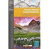 Mapa Parque Natural Posets-Maladeta - 1:25000