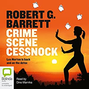 Crime Scene Cessnock Audiobook