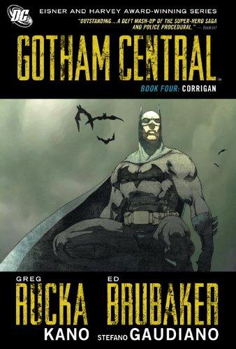 Gotham Central TP Book 04 Corrigan