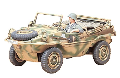 Tamiya Models Schwimmwagen Type 166 Model Kit (1 35 Schwimmwagen compare prices)