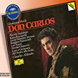 Plácido Domingo Verdi: Don Carlos