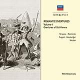 Romantic Overtures, Vol. 4: Overtures of Old Vienna