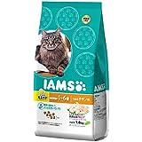 アイムス (IAMS) キャット インドア毛玉ケア 体重管理用 1-6歳用 うまみチキン味 1.8kg