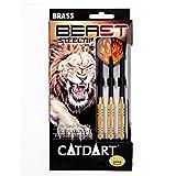 Cat Dart Beast Steel Tip Darts Multi Colour 18 g