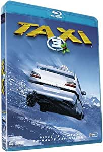 Taxi 3 [Blu-ray] [FR Import]