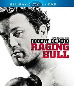 Raging Bull (30th Aniversary Edition Two-Disc Blu-ray/DVD Combo)