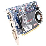 """Sapphire ATI Radeon HD 4650 Grafikkarte (PCI-E, 1024MB GDDR2 Speicher, VGA, DVI-I, HDMI-Ausgang, 1 GPU)von """"Sapphire"""""""