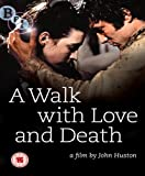 A Walk with Love and Death [1969] [DVD]