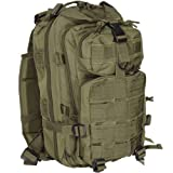 Voodoo Tactical Level III Assault Pack 72 Hour Bug Out Bag - 15-7437 Olive Drab OD Green