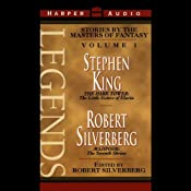 Legends: Stories by the Masters of Fantasy, Volume 1 | Stephen King, Robert Silverberg