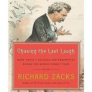 Chasing the Last Laugh Audiobook