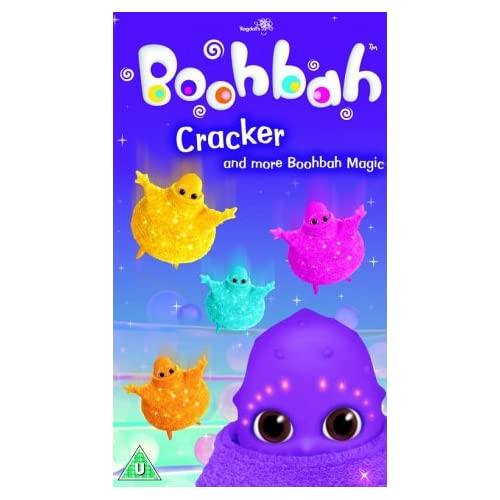 Boohbah Cracker Vhs Boohbah Cracker And More