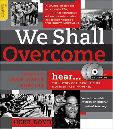 We Shall Overcome With 2 Audio CDs: The History of the...