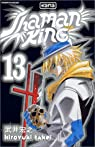 Shaman King, tome 13 : Le destin de L et F par Takei