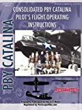 Image of PBY Catalina Flying Boat Pilot's Flight Operating Manual