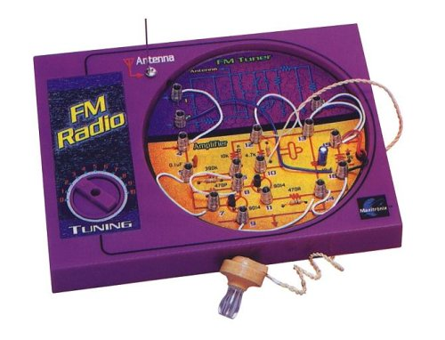 Fm Radio Experiment Kit