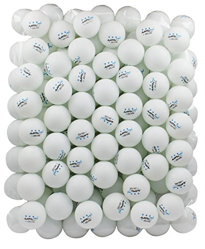 100 White 3-star 40mm Table Tennis Balls Advanced Training Ping Pong Ball (100 Beer Pong Balls compare prices)