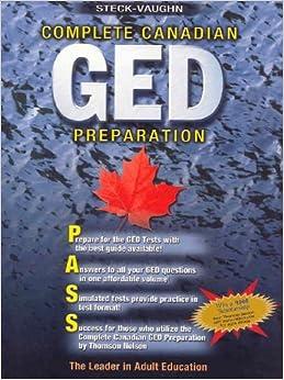 Steck-vaughn Ged Complete Preparation by Steck-vaughn - AbeBooks