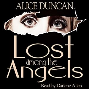 Lost Among the Angels: Five Star First Edition Mystery | [Alice Duncan]