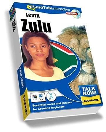 Talk Now! Learn Zulu