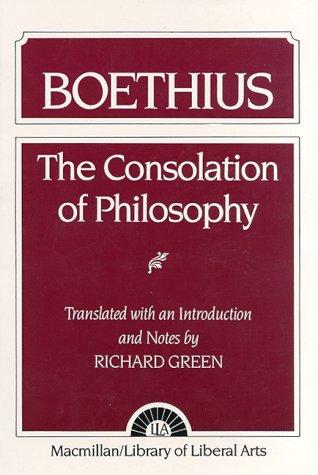 boethius consolation of philosophy penguin classics pdf