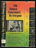 img - for 700 Science Experiments for Everyone: Compiled By Unesco book / textbook / text book