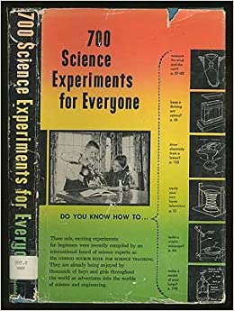 Book of science projects