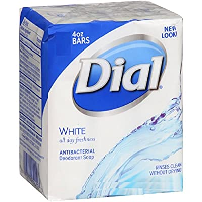 Dial All Day Freshness Spring Water, Antibacterial Deodorant Soap