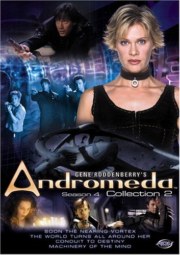 Andromeda Season 4: Vol 4.2 [DVD] [2000] [Region