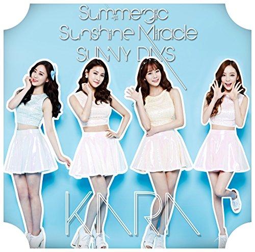 サマー☆ジック/Sunshine Miracle/SUNNY DAYS(初回限定盤B)(DVD付)