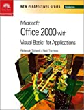 New Perspectives on Microsoft Office 2000 Visual Basic for Applications, Introductory (New Perspectives (Course Technology Paperback)) (0619019360) by Tidwell, Rebekah