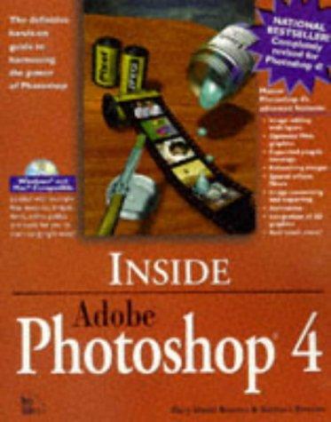 Inside Adobe Photoshop 4 with CDROM