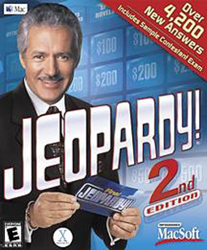 Jeopardy 2nd Edition (Mac)