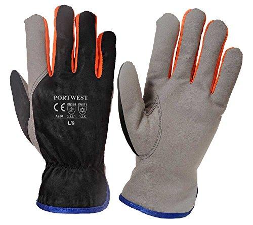 workwear-world-ww182-wintershield-warm-fleece-lined-leather-feel-thermal-work-wear-glove-large