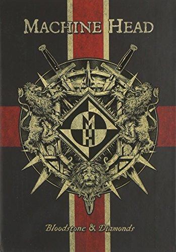 Bloodstone And Diamonds (Mediabook Version) by Machine Head